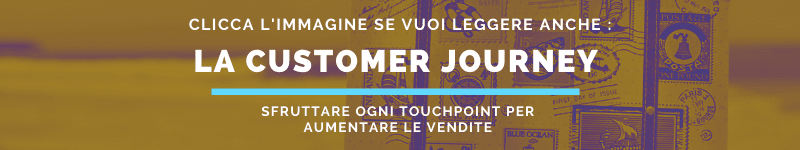 Customer Journey articolo