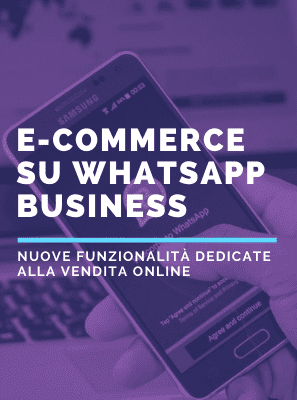 E-Commerce su WhatsApp Business